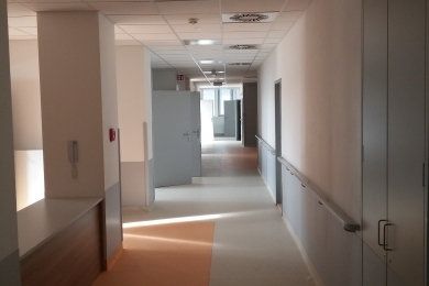 University Hospital Brno - Reconstruction of surgical department - VIP and oneday´s surgery